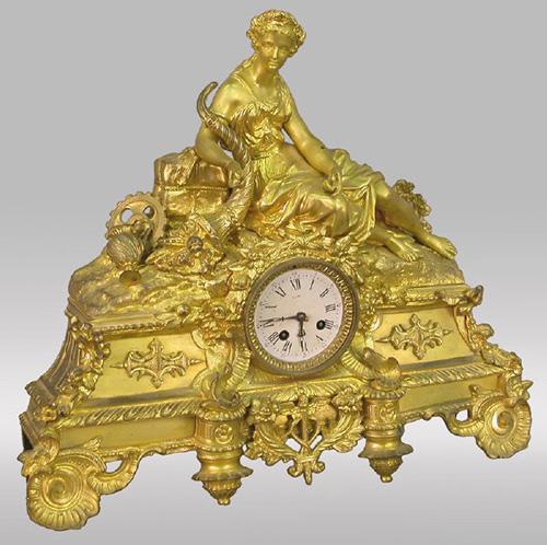 Maryland Clock Company Antique Clocks